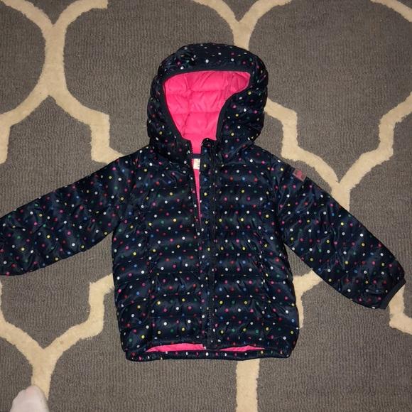 04c20c19b GAP Jackets & Coats | Toddler Girls Primaloft Jacket | Poshmark